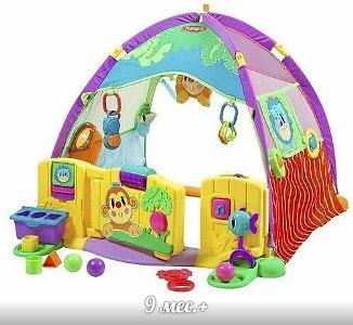 Развивающий домик-палатка Playskool (Discovery Dome Hasbro)